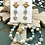 Thumbnail: Blues and Bees earrings