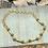 Thumbnail: Golden Elegance necklace
