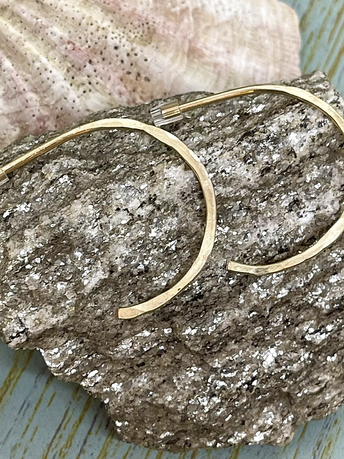 The Abby Collection: Half Moon Hoops