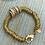Thumbnail: Links and CZ's Bracelet