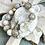 Thumbnail: Bonton Farms Line:  Crystal Flower Bracelet