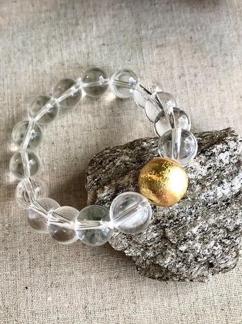 Crystal Quartz bracelet