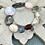 Thumbnail: Crystals Galore Neutrals Bracelet