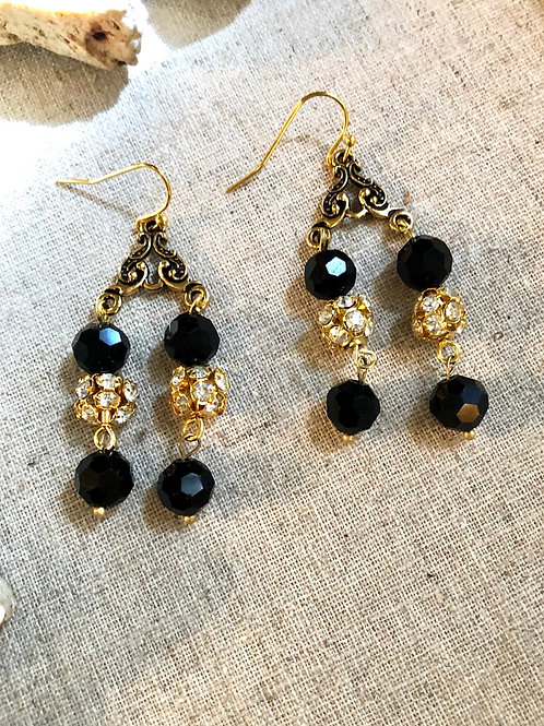 Elegant Evening earrings