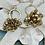 Thumbnail: Golden Baubles earrings