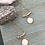 Thumbnail: Mother Of Pearl Chain Dangles