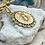 Thumbnail: Bonton Farms Line: Vintage Golden Bumbles necklace
