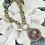 Thumbnail: Bonton Farms Line: Purple Dragonfly bracelet