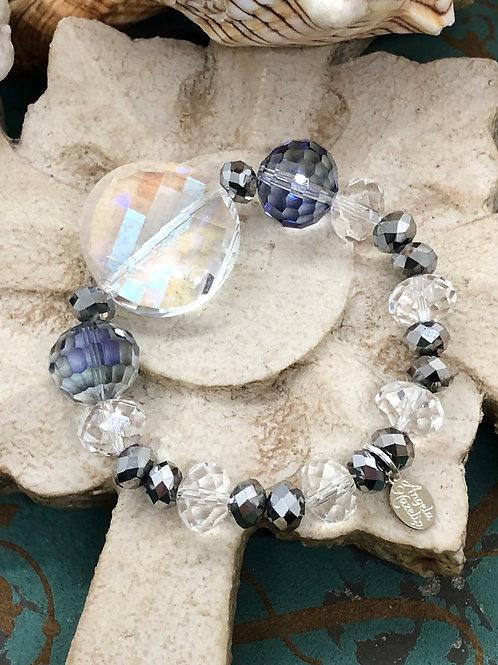 Crystals Galore bracelet