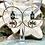 Thumbnail: Czech Glass Dragonfly earrings