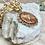 Thumbnail: Bonton Farms Line: Rusty Bumbles bracelet