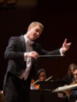 Benjamin Bergey, Conductor
