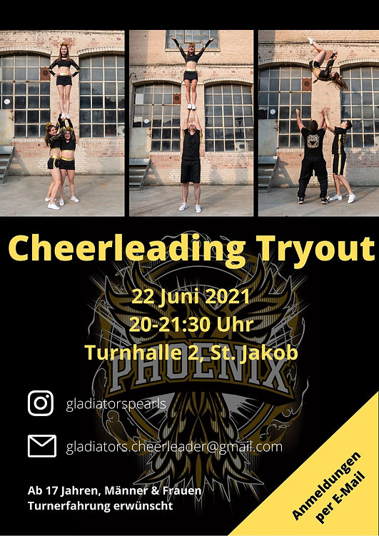 Try Out 2021