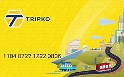 TRIPKO Card