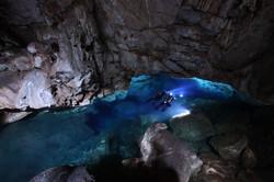 Cave Entrance Yunnan, China