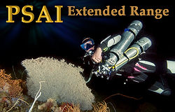 PSAI 延伸深度富氧 - PSAI Extended Range Course takes you to the maximum air depth limits.