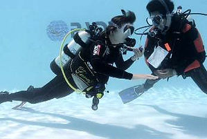 PADI 開放水域潛水員推薦- Padi Referral Course allows you to start your scuba course in Hong Kong.