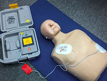 CPR&AED training in Hong Kong.