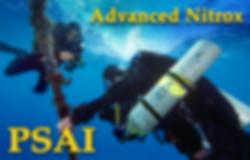 PSAI 進階富氧 - PSAI Advanced Nitrox Technical Diving Course - PSAI's first technical scuba certification level.