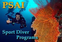 PSAI 休閒潛水課程