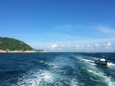 Sai Kung - the scene for most scuba diving in Hong Kong | Information for scuba diving in Hong Kong.