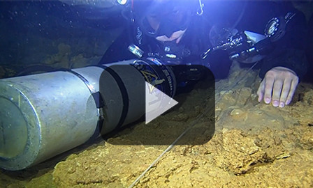 Link to Cave Exploration in Du'an video