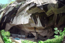 Sai Siu Saan cave, Foshan, China