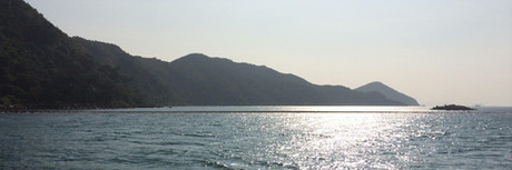 Sai Kung - View towards Sharp Island