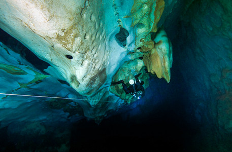 Apprentice Cave Diver Course