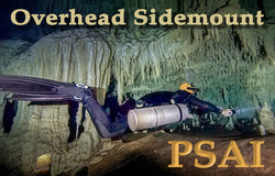 PSAI Technical Sidemount Course - challenging but rewarding.