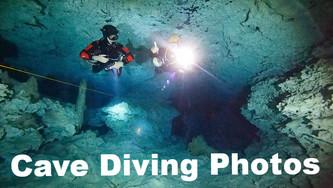 Pro-Diver Development's cave diving photos.