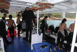 PADI 開放水域潛水員課程 - Preparing for the certification dives in Sai Kung