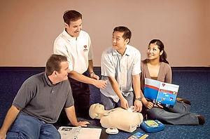 EFR 緊急第一反應教練課程