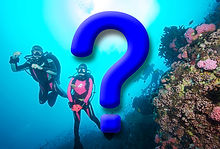 Frequently Asked Questions - Scuba diving courses
