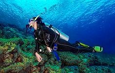 PADI和PSAI潛水課程在香港
