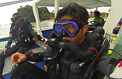 PSAI Advanced Rebreather course