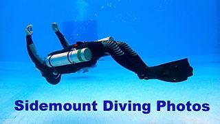 Sidemount training