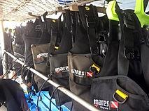Link to scuba diving Rental Equipment