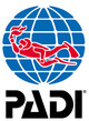 PADI Professional level courses.