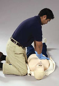 EFR CPR - Chest Compressions
