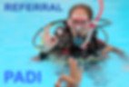PADI Referral course