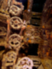 Details in a wreck