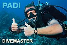 Go Pro! PADI Divemaster Course