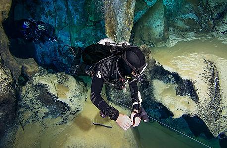 PSAI Intro Cave course