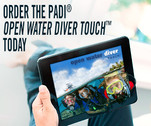 Enrol on PADI Touch with Pro-Diver Development