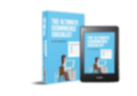 The Ultimate Ecommerce Checklist_3DMokup