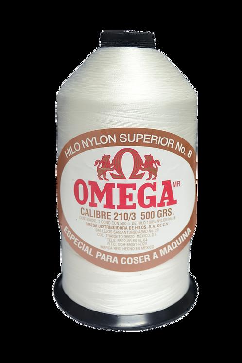 Nylon Omega 8, Cono 500 gr.