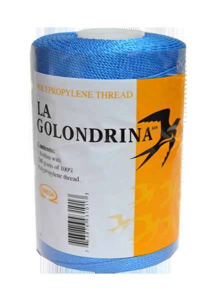 Polipropileno La Golondrina 9, Tubo con 200 gr.