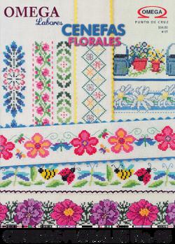 No. 5 Cenefas Florales