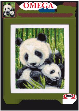 No.43 Madre e Hijo Panda